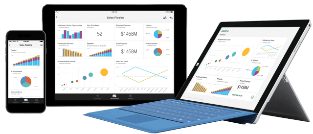 Microsoft new and improved Power BI Preview
