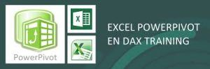 Cursus PowerPivot voor Excel 2016 Advanced + DAX