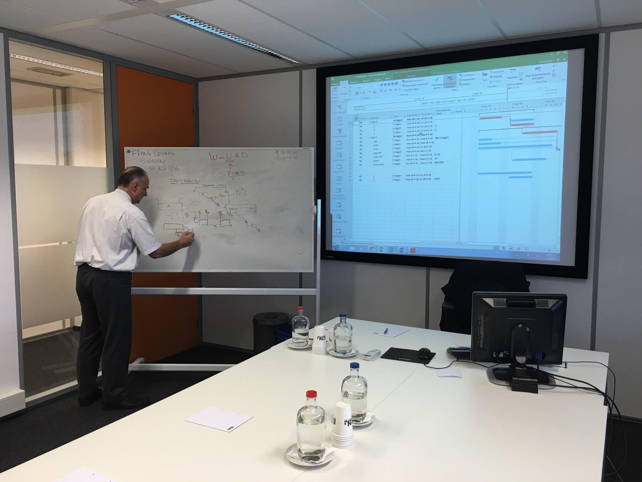 In-company maatwerk training