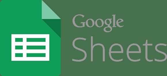 Google Spreadsheets – Training