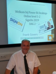 Trainer Frank Govers - Project | Office 365 | Sharepoint | Access | Word | VBA