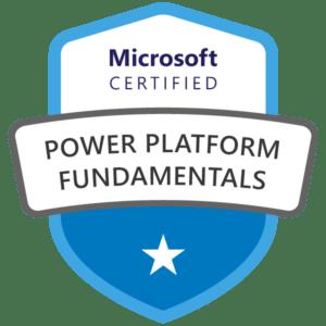 MOC PL-900 | Microsoft Power Platform Fundamentals
