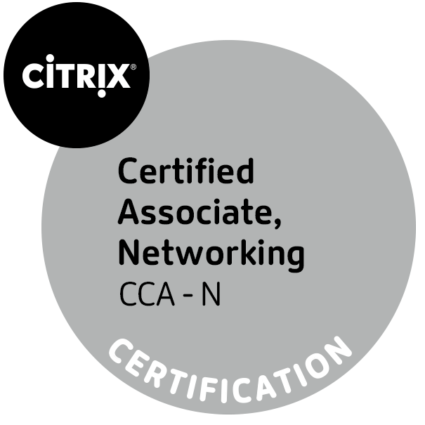 Citrix (NetScaler) ADC 12.x Essentials and Citrix Gateway (CNS-222) Training