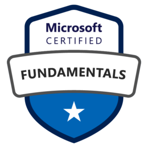Microsoft Azure Fundamentals AZ-900T01(1 Day)